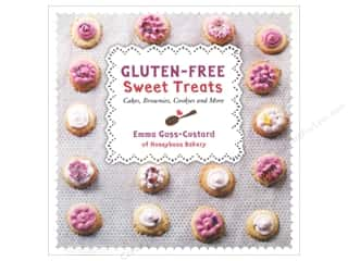 Weekly Specials C & T Publishing: Sterling Gluten-Free Sweet Treats: Cakes, Brownies, Cookies and More Book by Emma Goss-Custard