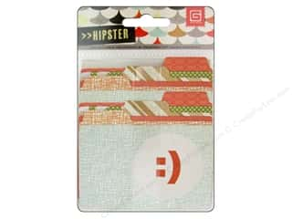 Files Clearance Crafts: BasicGrey Mini File Folders 6 pc. Hipster
