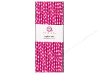 Queen&Co Stylish Stix Floral Cotton Candy 25pc