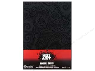 Ranger Melt Art Texture Treads Fancy Feathers