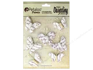 Petaloo Darjeeling Wild Butterflies White