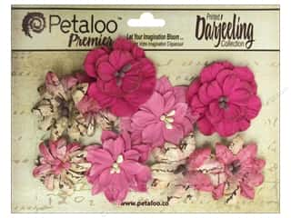 Petaloo Darjeeling Wild Blossom Medium Fuchsia