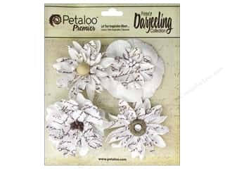 Petaloo Darjeeling Wild Blossom Large White