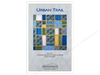 Esch House Quilts Home Decor Patterns: Esch House Quilts Urban Trail Pattern
