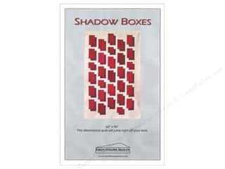 Esch House Quilts Home Decor Patterns: Esch House Quilts Shadow Boxes Pattern