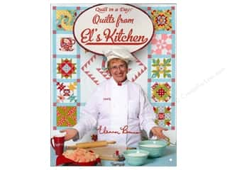 Mothers Hot: Quilt In A Day Quilts From El's Kitchen Book by Eleanor Burns