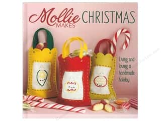 Interweave Press Home Decor: Interweave Press Mollie Makes Christmas Book