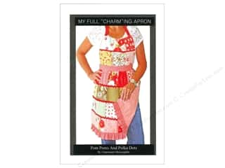 My Full Charm-ing Apron Pattern