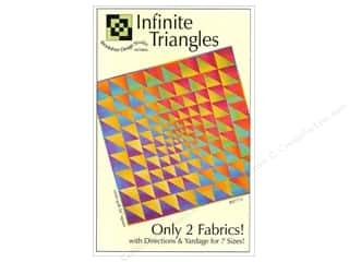 Infinite Triangles Pattern