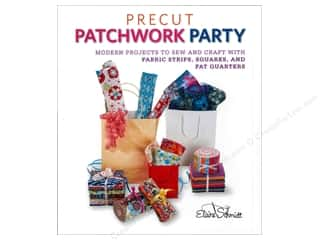 Charms Width: Creative Publishing Precut Patchwork Party Book by Elaine Schmidt