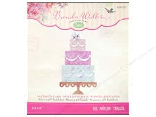 Sizzix Die Brenda Walton Bigz Layered Cake