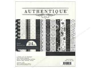 Authentique 6 x 6 in. Paper Bundle Irresistible 24 pc.