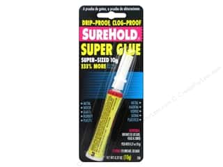 super glue: SureHold Super Glue .37 oz.