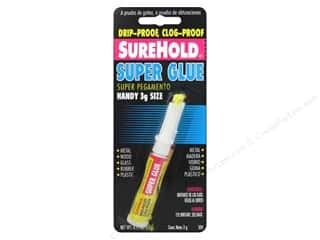 super glue: SureHold Super Glue .11 oz.