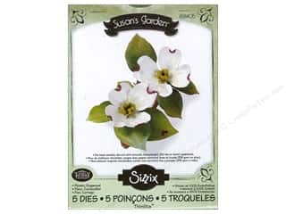 Sizzix Thinlits Die Set 5PK Flower Dogwood