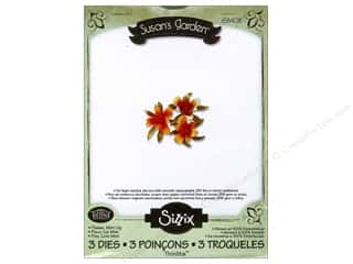 Sizzix Die STierney Thinlits Flower Lily Mini