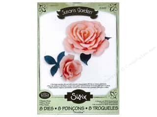 Sizzix Die STierney Thinlits Flower Rose