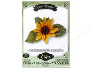 Sizzix Die STierney Thinlits Flower Sunflower