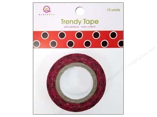 Queen&Co Trendy Tape 10yd Polka Magic