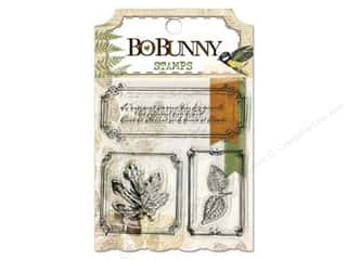 Clearance Plaid Stamps Clear: Bo Bunny Clear Stamps Trail Mix