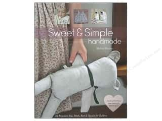 Sterling Publishing $9 - $13: Stash By C&T  Sweet & Simple Handmade: 25 Projects to Sew, Stitch, Knit & Upcycle for Children Book by Melissa Wastney
