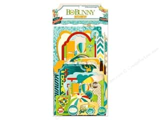 Bo Bunny Noteworthy Journal Card Key Lime