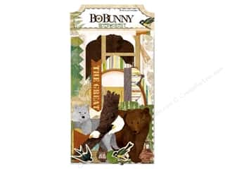 Bo Bunny Noteworthy Journal Card Trail Mix