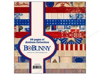 Bo Bunny Paper Pad 6x6 Anthem