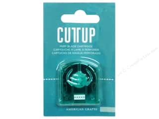 American Crafts Cutup Replacement Blade Cartridge Perforate