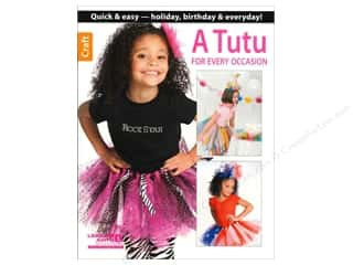 Leisure Arts Clearance Patterns: Leisure Arts A Tutu For Every Occasion Book