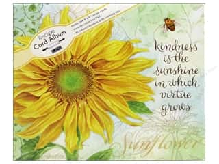Scribbles Gifts: Lang Recipe Card Album Virtue Grows