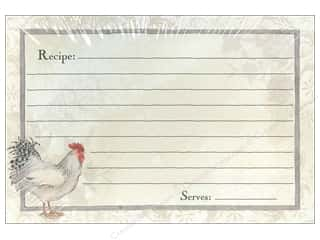 Lang Recipe Cards 4 x 6 in. Daylight 36 pc.
