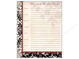 "Kids Crafts Cooking/Kitchen: Lang Weekly Planner Jumbo 7.5""x 9.5"" Daybreak"