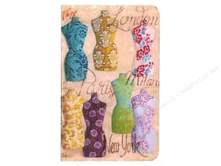 Gifts & Giftwrap Books: Lang Journals Haute Couture Artisan Fabric
