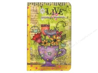 Cups & Mugs Flowers: Lang Journals Color My World Artisan Fabric