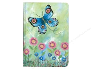 Favorite Things Clearance Patterns: Lang Journals Favorite Things Blue Butterfly Artisan Petite
