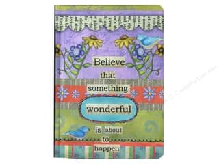 Lang Journals Color My World Believe Artisan Petite