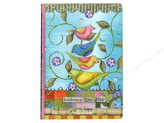 Captions Gifts & Giftwrap: Lang Journals Color My World Embrace The Day Artisan