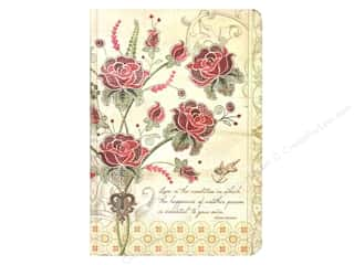 Plaid Valentine's Day Gifts: Lang Journals Artisan Classic Roses