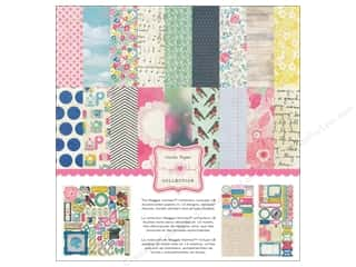 phrase stickers: Crate Paper Collection Pack 12x12 Maggie Holmes