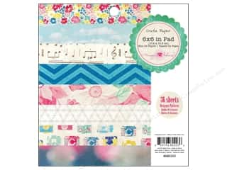 "Crate Paper Paper Pad 6""x 6"" DIY Shop"