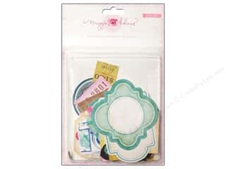 Crate Paper Embellishments Maggie Holmes Ephemera Pack