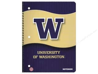 University of Washington Notebook 8 x 10 1/2 in.