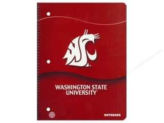 Note Cards Back to School: Washington State Notebook 8 x 10 1/2 in.