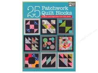 25 Patchwork Quilt Blocks Book