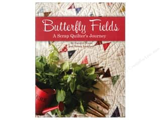 Fabric Stars: Kansas City Star Butterfly Fields Book by Carolyn Nixon and Betsey Langford