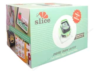 Cutters Fabric Cutters / Buttonhole Cutters: Slice Digital Shape Cutter Starter Kit