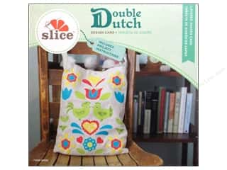 Dies Slice Design Cards: Slice Design Card Double Dutch