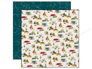 Echo Park 12 x 12 in. Paper Happy Camper (25 piece)