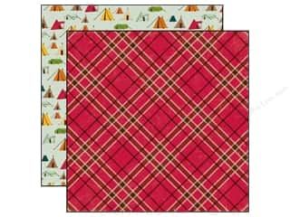 Echo Park 12 x 12 in. Paper Happy Camper Lumberjack (25 piece)